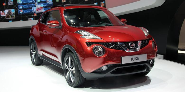 Nissan blog for Nissan juke vs honda hrv