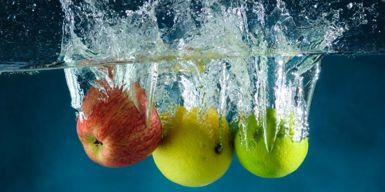 Cara Hilangkan Pestisida dari Sayur dan Buah