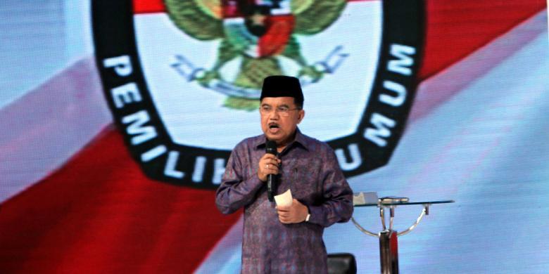 Berita terbaru: Tanya Kebocoran, Jusuf Kalla Tak Bermaksud Pojokkan Hatta