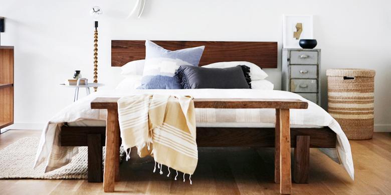 begini cara merancang kamar tidur nyaman