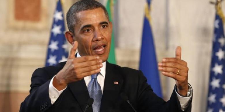 Obama Peringati 9/11 di Gedung Putih dan Pentagon