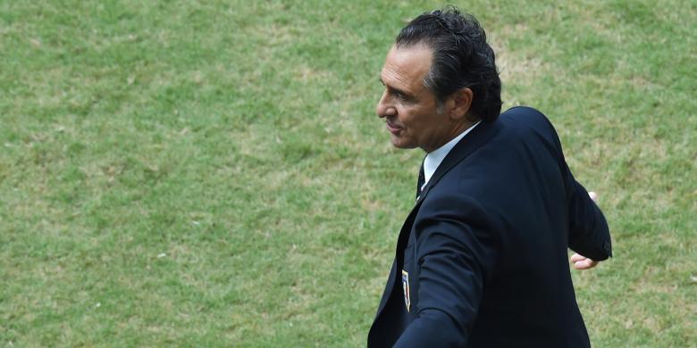 Hitung-hitungan Prandelli soal Juventus Vs Napoli dan