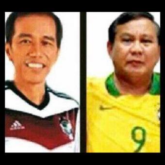 Jejak POst | Pilpres dan Piala Dunia