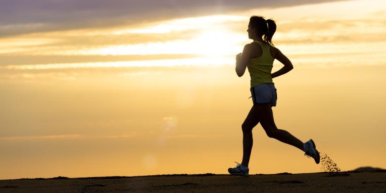 Lari Cegah Radang Sendi