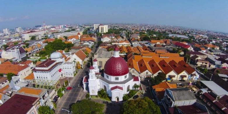Ternyata Ini Sejarah Pasar Sentiling Di Festival Kota Lama Semarang