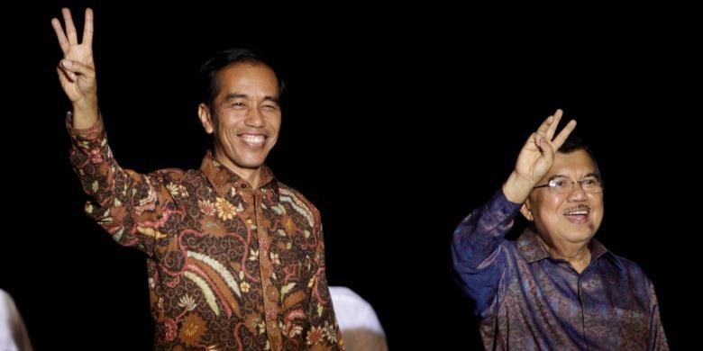 Jokowi-JK Akan Aktif di Kantor Transisi Pasca-putusan MK