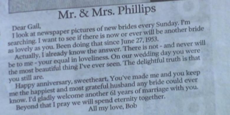 Inilah Surat Cinta Paling Romantis Di Dunia Tribun Medan