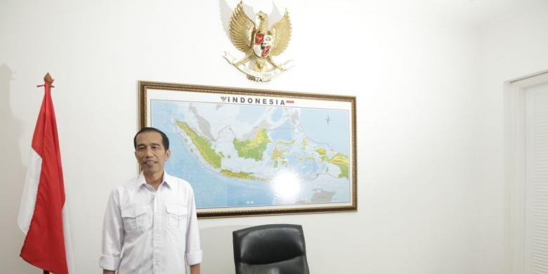 """Bentuk Tim Transisi, Jokowi-JK Ingin Percepat """"Nawa Cita"""""""