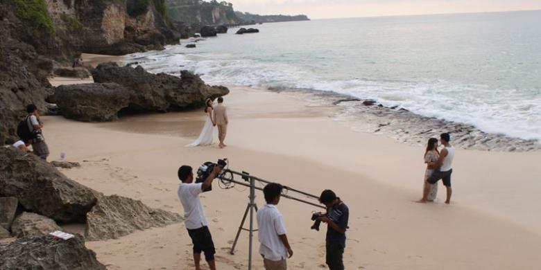 Indonesia Potensial Jadi Lokasi Pre-Wedding Dunia