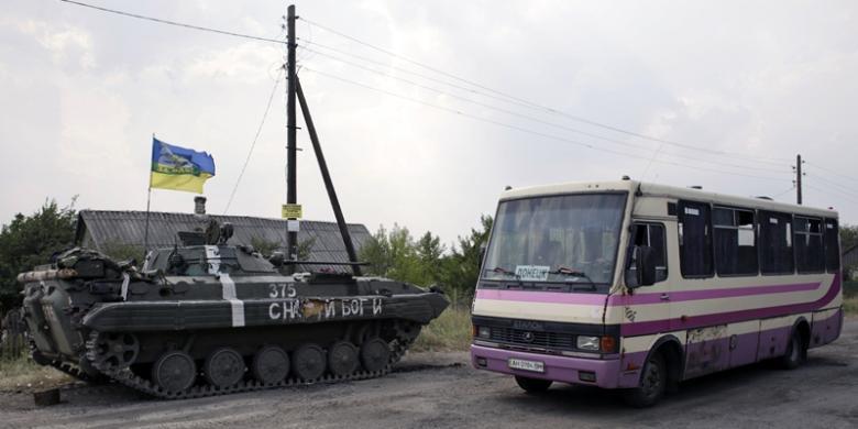 Menhan Ukraina: Perang Besar Melawan Rusia Sudah Pecah