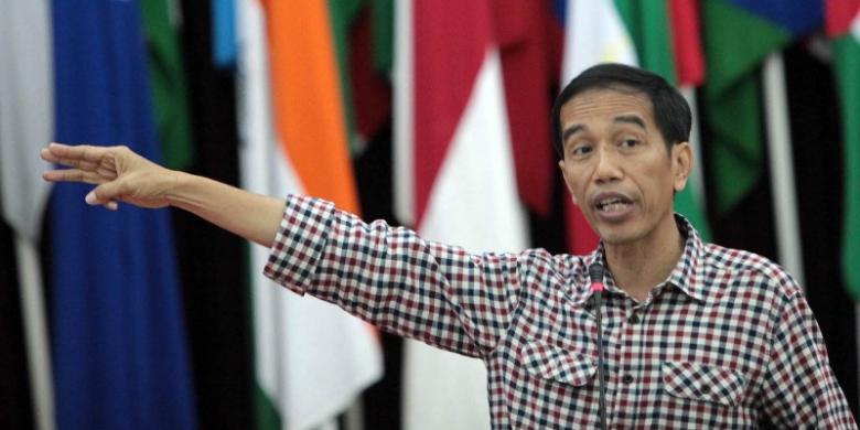 Berita terbaru: Ada Tiga Kolonel Paspampres di Rapat Dadakan Jokowi