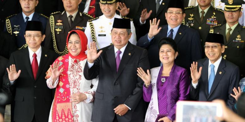 Program 100 Hari Terakhir Pemerintahan SBY Selesai 10 Oktober