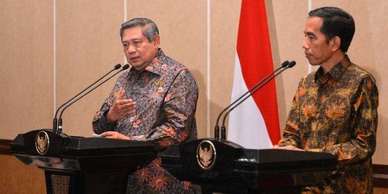 Politisi Nasdem: Pemerintahan SBY Tak Cerdas, Pemerintahan Jokowi yang Menanggung