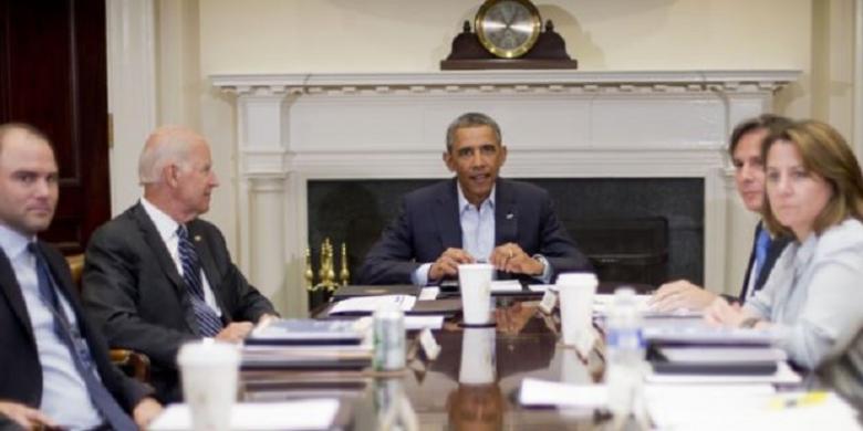 Obama: AS Belum Punya Strategi untuk Kalahkan ISIS