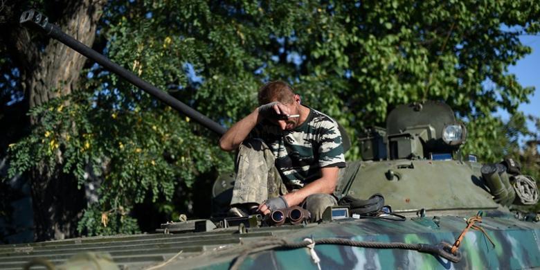 Hampir 1.000 Tewas karena Konflik di Ukraina Timur