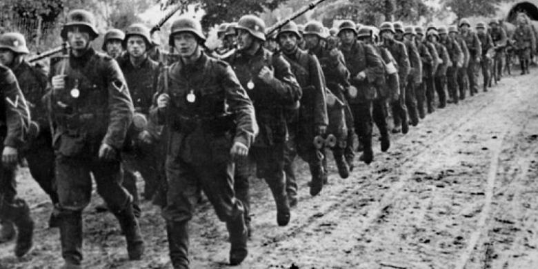 """75 Tahun Lalu, Militer Jerman Kejutkan Dunia dengan """"Blitzkrieg"""""""