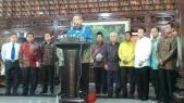 Pertemuan SBY-Koalisi Merah Putih Tanpa Prabowo Subianto