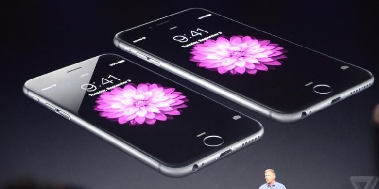 iPhone 6 dan iPhone 6 Plus Resmi Diperkenalkan