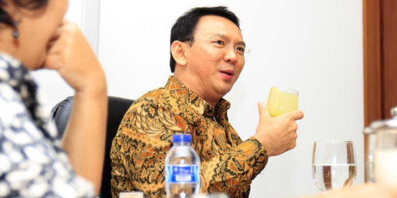 "Ahok: Kalau Wagubnya Sarwo Handayani, Program DKI ""Ngebut"""