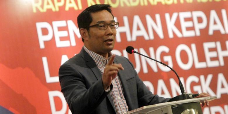 Tolak Pilkada oleh DPRD, Ridwan Kamil dan Ahok Saling Menguatkan