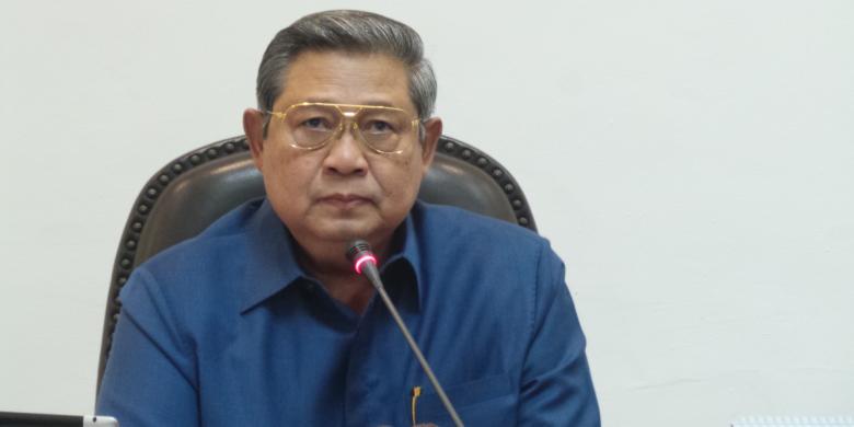 """Berita terbaru: Curhatan SBY atas """"Voting"""" DPR tentang RUU Pilkada"""