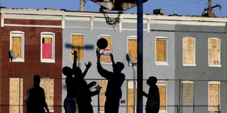 Tingkat Kemiskinan di AS Turun Jadi 14,5 Persen