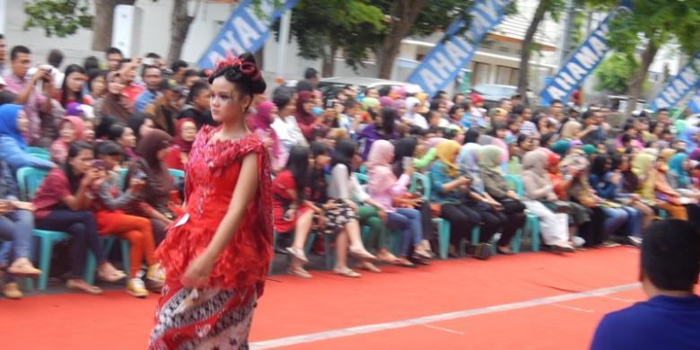 ... Timur, sebagai awal rangkaian kegiatan Banyuwangi Batik Festival 2014