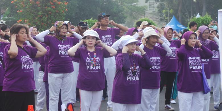 """""""When a mother forget"""", Suka Duka Facing Alzheimer's"""