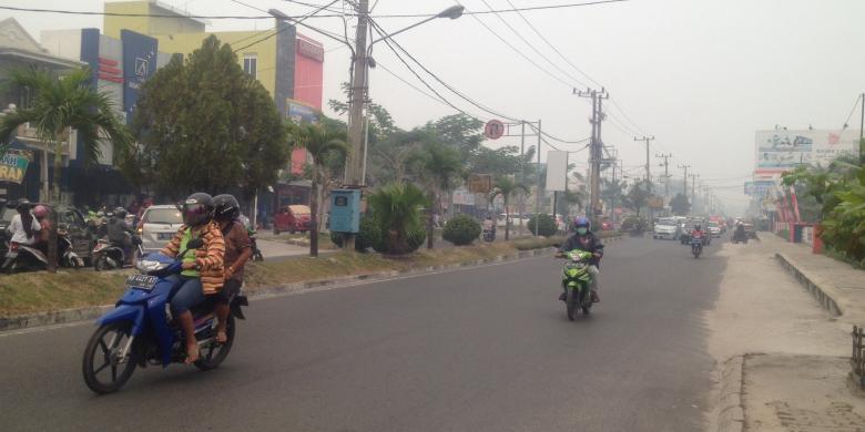 Komite II DPD RI Akan Bentuk Pansus Kabut Asap