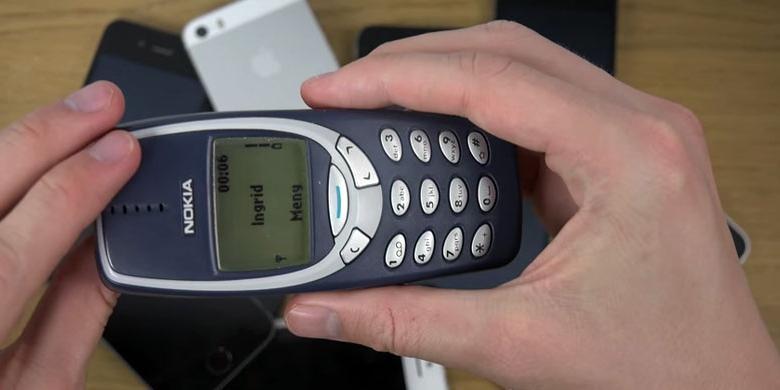 Ini Beda Nokia 3310 Baru Dan Lama