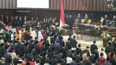DPR Terbelah Dua, Pemilihan Pimpinan Komisi