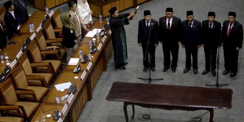 Hari Ini, Pimpinan DPR Rapat Bahas Pemekaran Komisi