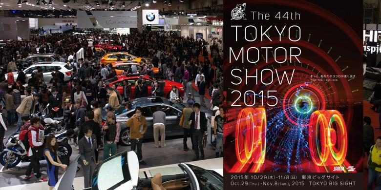 Tokyo motor show 2015 pilih tema fantasi - Tokyo motor show 2014 ...