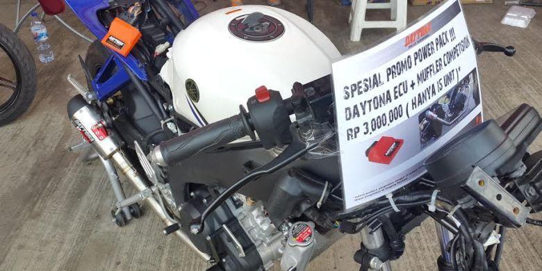 Paket Performa Yamaha R15 dari Daytona