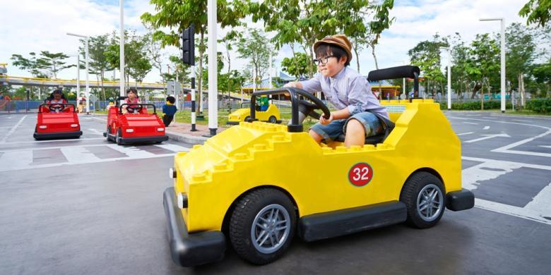 Turis Indonesia Gemar Liburan Ke Taman Rekreasi Di Johor, Malaysia