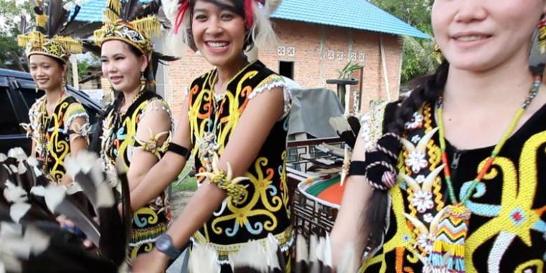Kutai Kartanegara Gandeng Garuda Kembangkan Pariwisata