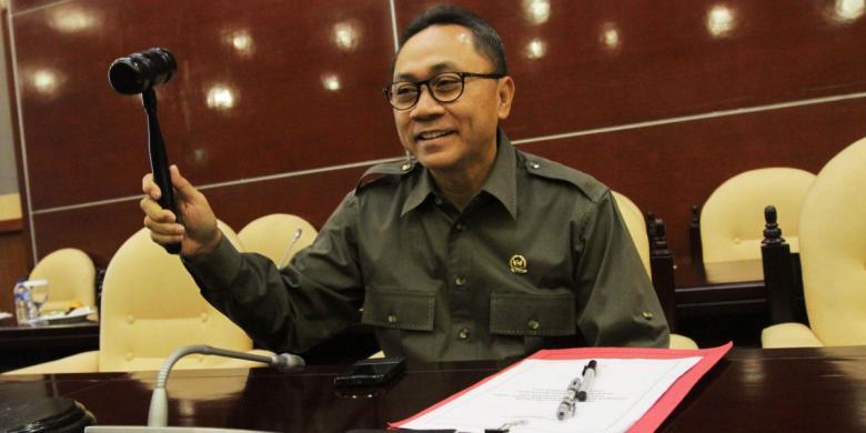 MPR Ingin Pertemukan Jokowi, SBY, Megawati, dan Prabowo pada 20 Oktober