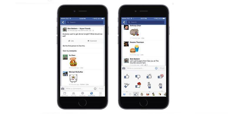 Facebook mengikuti tren itu dengan menambahkan fitur tersebut dalam