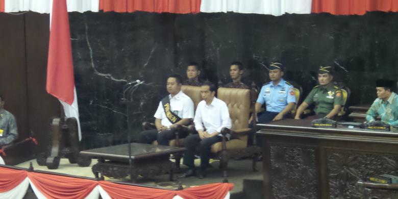 Tawa di Geladi Bersih Pelantikan karena Tegang Jokowi dan Pena Jusuf Kalla...