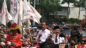 Rakyat Tak Pedulikan Seruan Paspampres Jokowi