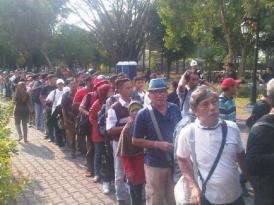 Belum Bertemu Jokowi, Warga Diminta Mengosongkan Area Istana - Kompas