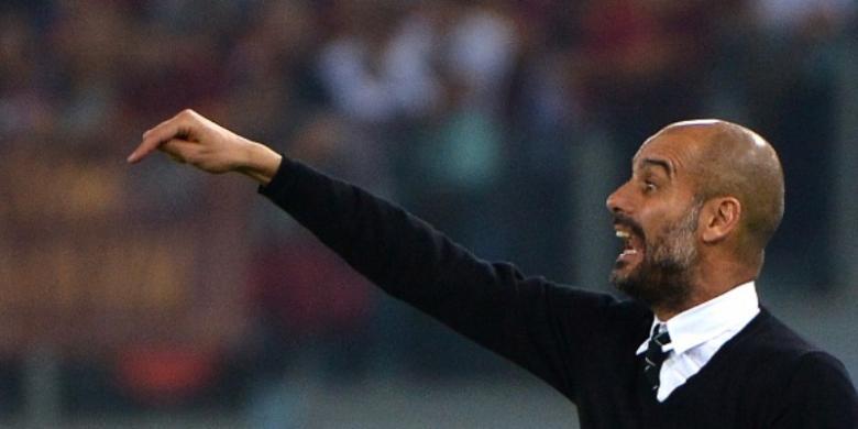 Guardiola Pasang 5 Penyerang, Pertama Kali Sepanjang Karier