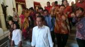 Pagi-pagi, Jokowi Sudah Bikin Staf Istana