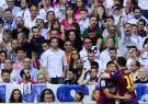 Meski Barca Kalah, Neymar Cetak Prestasi di Bernabeu