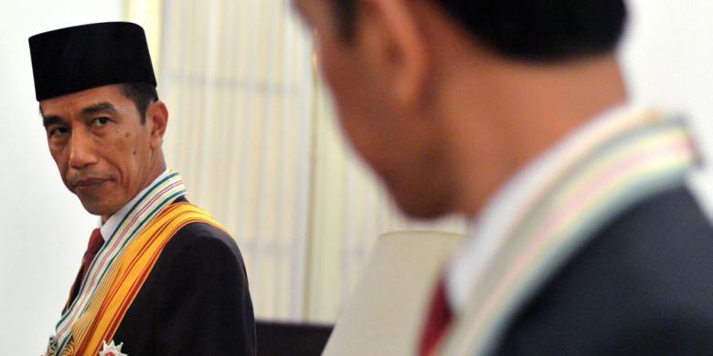 Presiden Joko Widodo Bubarkan 10 Lembaga Non-struktural