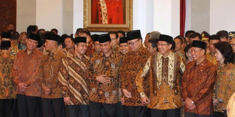 Larangan Menteri Hadiri Rapat DPR Berlaku hingga Revisi UU MD3 Selesai