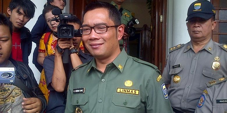 Ridwan Kamil Mundur dari Tim Transisi karena Perintah Ibu