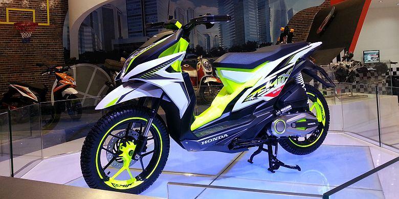 Motor Banget Modifikasi Honda Beat Bandung