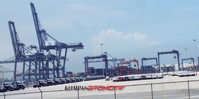 Thailand Cengkram Empat Produsen Utama Jepang