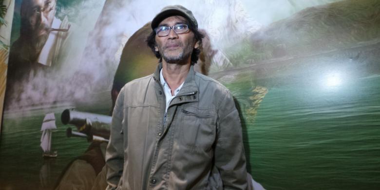 Alex Komang atau Saifin Nuha Meninggal